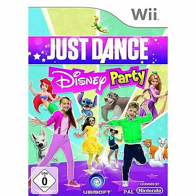 Nintendo Wii * Wii U WiiU Spiel ***** Just Dance Disney Party ***********NEU*NEW