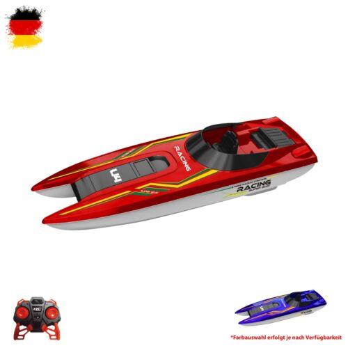 Boat Schiff Speedboot Modell mit Akku RC ferngesteuertes Renn-Boot