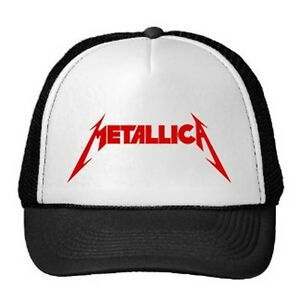 METALLICA-TRUCKER-CAP-SPEED-THRASH-BLACK-DEATH-METAL