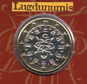 Portugal-2003-1-Euro-FDC-provenant-du-coffret-50000-exemplaires