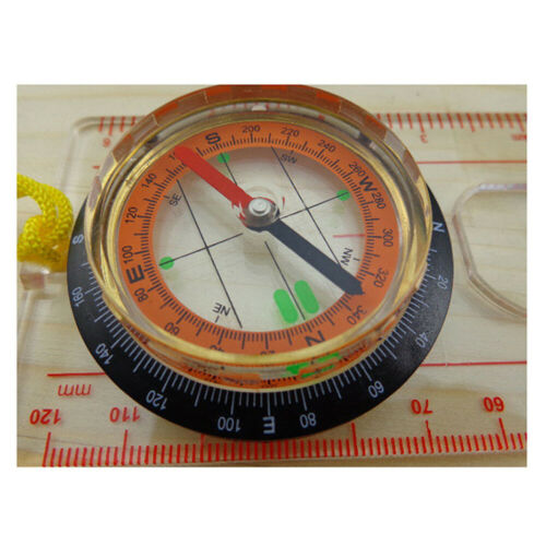 Camping Compass Hiking Portable Survival Multifunction Pocket Mini Outdoor