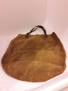 Large-Brown-suede-shopping-bag