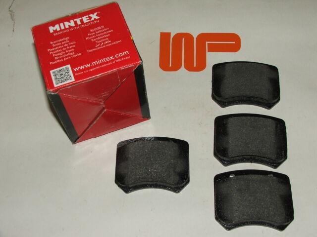 Mintex Front Brake Pad Set MLB81 BRAND NEW GENUINE 5 YEAR WARRANTY