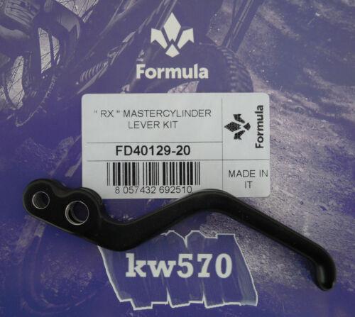 Leva originale Formula alluminio Nera//Black RX MY10//11 FD40129-20 Formula NEW