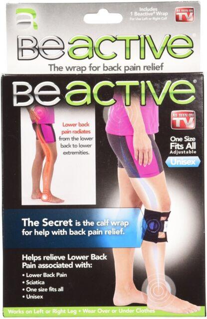 BeActive Brace Acupressure for Back Leg Hip Sciatica as ...