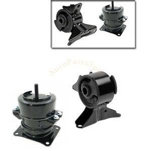 Engine Motor Mounts Front Right Set 3.2 3.5 L For Acura CL Honda Odyssey