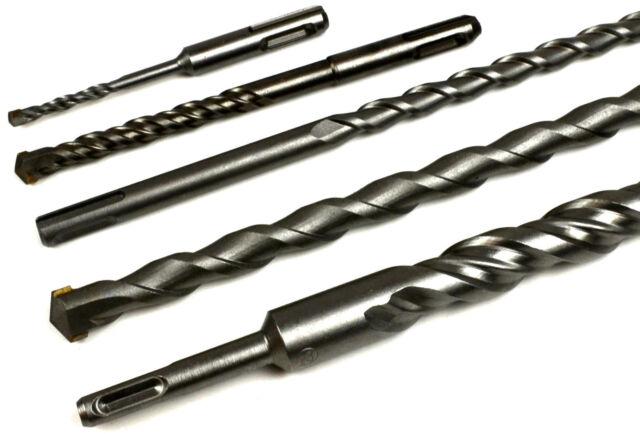 SDS Plus Bohrer D:4-30mm ,L:110-1000mm  Hammerbohrer Betonbohrer f.Bohrhammer