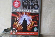 Doctor Who  The Armageddon Factor (2 Disc Special Edition) Armeggedon Armaggedon