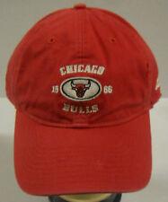 NBA Chicago Bulls Adidas 1966 Buckle-Back Curve Brim Cap Hat OSFA NEW!