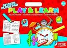Sticker Floorpad Play & Learn 6 + Years by Yoyo Books (Paperback, 2012)
