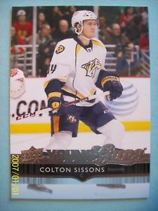 2014-15-Upper-Deck-034-Young-Guns-034-Rookie-Card-231-Colton-Sissons-RC