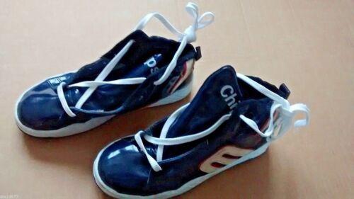Uk 7 da Chips da basket 5 Scarpe 5 Boys Mens 6 ginnastica New 9 Shiny Stivali 8 Hi Top Patent 8P1OTwr8q