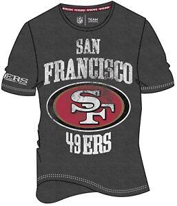 Nfl-039-San-Francisco-49ers-039-T-SHIRT-Nuevo-y-Oficial