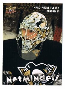 2009-10-09-10-Upper-Deck-UD-Netminders-Goalie-Inserts-Pick-From-List