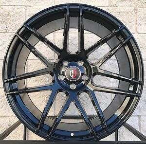22 curva c300 wheels mercedes benz s550 s63 cl550 cl63 for Mercedes benz c300 black rims