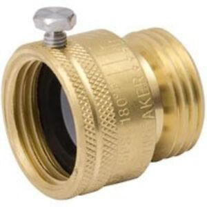 Brass Garden Hose Vacuum Breaker Ebay