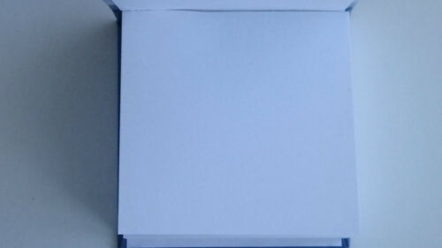 180 Sheet Memo Note Pad with Tear Off Pages Choice of 3