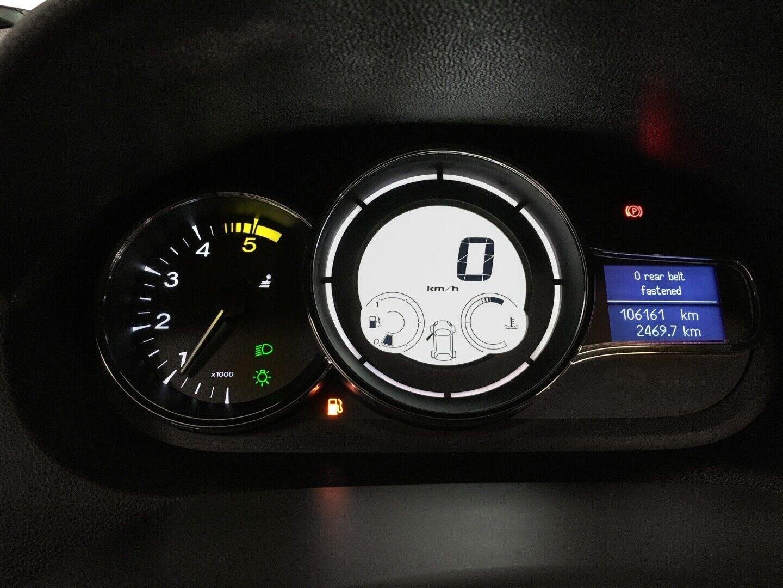 Renault Megane III 1,5 dCi 110 Limited Edition ST - billede 11