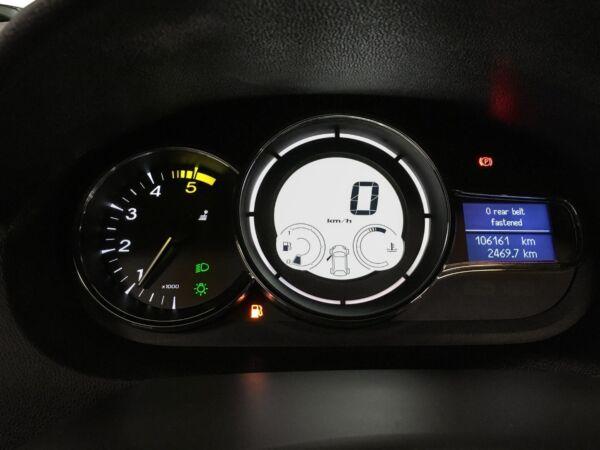 Renault Megane III 1,5 dCi 110 Limited Edition ST billede 11