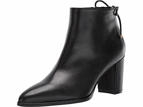 Stuart Weitzman Women's Gardiner, Black, Size 7.5 48N4