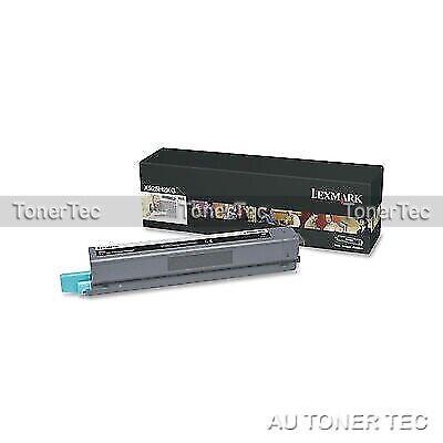 Lexmark Genuine X925H2KG BLACK High Yield Toner Cartridge for X925DE