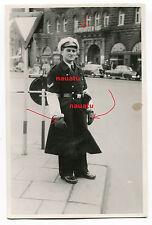 Foto Portrait Polizei Hamburg Hauptbahnhof mit WH Handschuhe