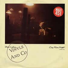 """PHIL COLLINS - One More Night [Extended Mix] MAXI 45 TOURS 1985 Maxi-Single 12"""""""