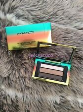 Mac Wash And Dry Limited Edition Eyeshadow New BNIB Permanent Press Pearlfusion