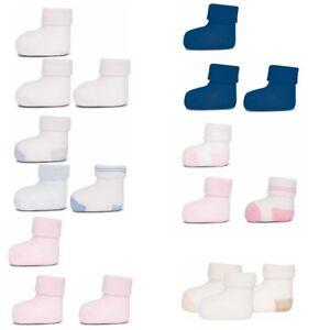 ewers-3er-Set-Baby-Socken-Erstlingssoeckchen-Neugeborenen-Soeckchen-o-Pluesch
