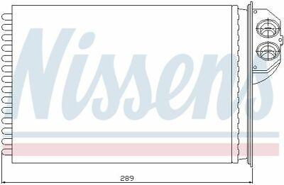 VAN WEZEL Wärmetauscher Innenraumheizung 40006226 für PEUGEOT