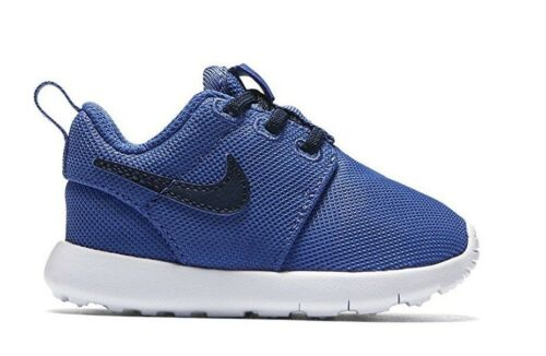 Nike Kids Roshe One Infant//Toddler 749430 420 Size 6C Comet Blue//White//B