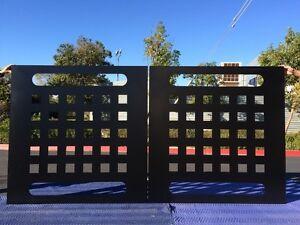 modern metal gate. Image Is Loading Contemporary-Driveway-Gate-Modern-Metal-Iron-Steel-Garden- Modern Metal Gate I