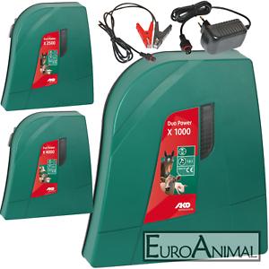 Weidezaungerät Elektrozaungerät AKO Duo Power 12V//230V bis 3,00J; bis 12000 Volt
