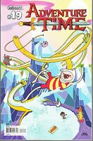 ADVENTURE TIME with FINN & JAKE #19 - MIKE HOLMES COVER A - KABOOM COMICS