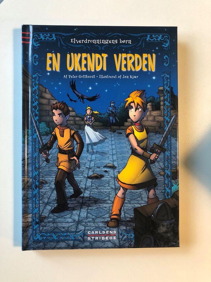 Elverdronningens børn 1, Peter Gotthardt & Jan Kjær