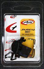 JQ/_ JT/_ 2 Pairs Bicycle Semi-Metallic Disc Brake Pads for Shimano AVID BB7 BB5