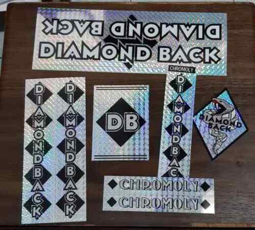 Diamondback os bmx decals
