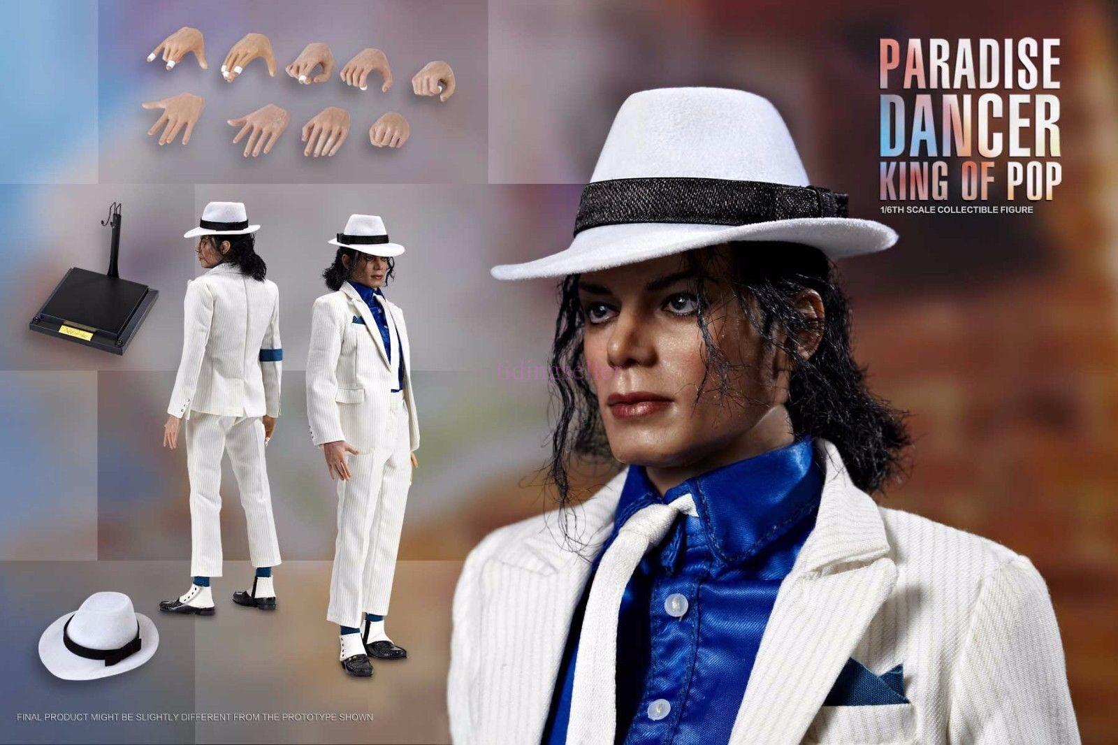 hasta 42% de descuento Rey del Pop Paradise Dancer 1 1 1 6 Acción Figura Colección Modelo MJ En Stock  mejor marca