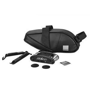 Rainproof-Saddle-Seat-Bag-Reflective-Rear-Seatpost-Bag-Tail-Pouch-Black-Cycling