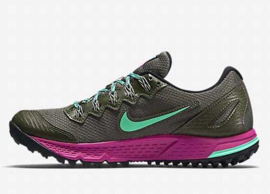 Nike wmns aria zoom wildhorse 3 gtx sz: wmns (805570 300)