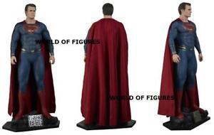 Superman-Justice League * 1:1 Full-Life-Size Statue/Figur * auch Mist-OXMOX