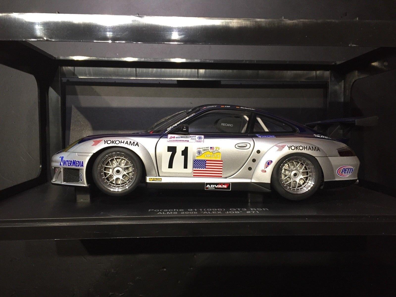 PORSCHE 911 GT3 RSR ALMS Alex Job  71 Carart 80583
