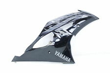 08 - 15 YAMAHA R6 R6R YZFR6 BLACK OEM RIGHT MID SIDE FAIRING COWL SHROUD