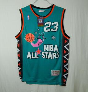 NWT Michael Jordan Chicago Bulls NBA Basketball Jersey Mitchell Ness All Star XL