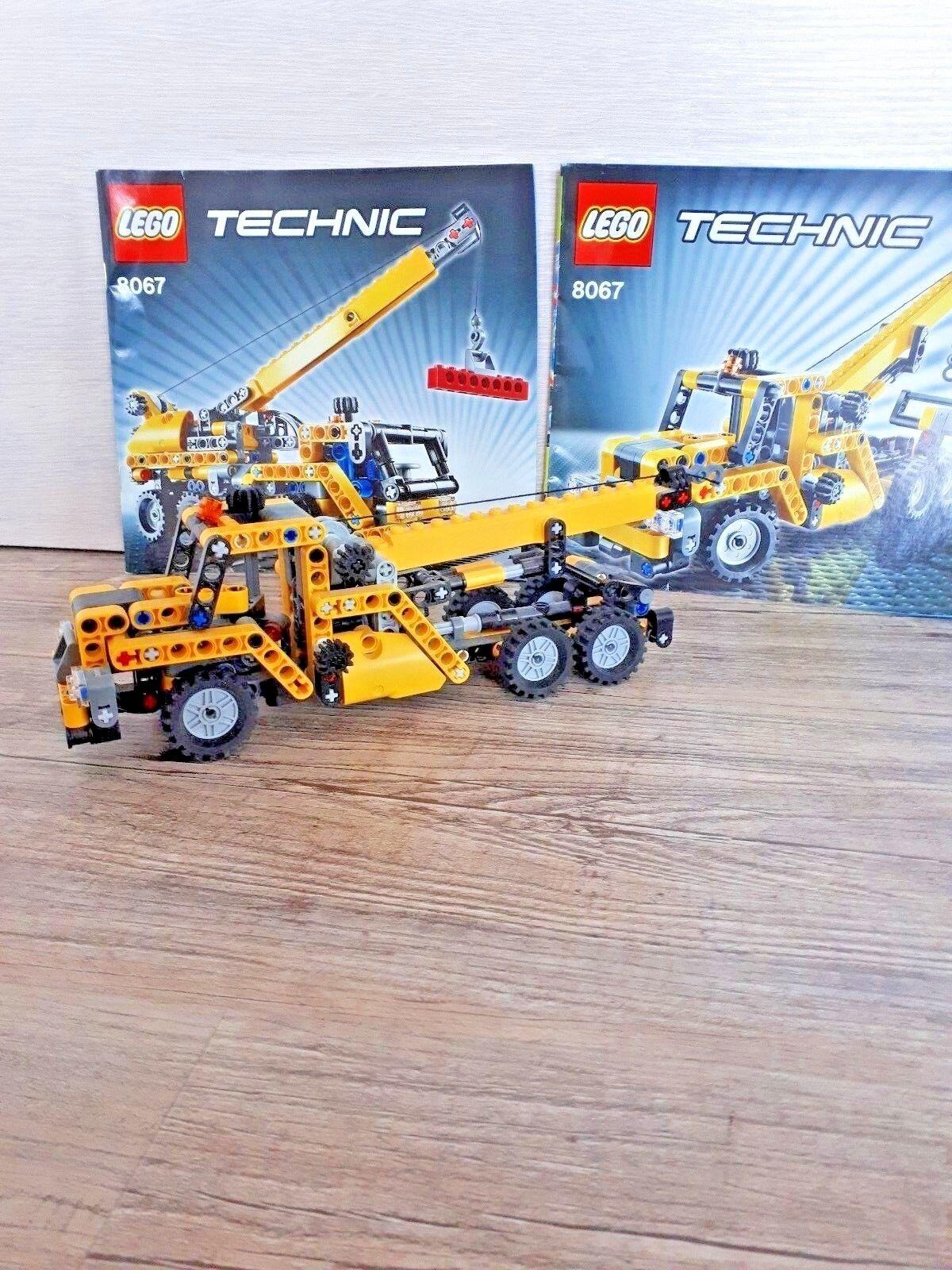 Lego Technic Kranwagen 2in1 8067