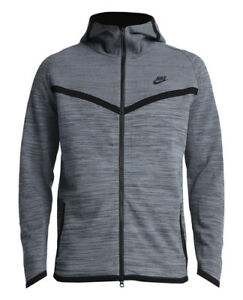 93127f7ae3aa Nike Men s Tech Knit Windrunner Hoodie Jacket