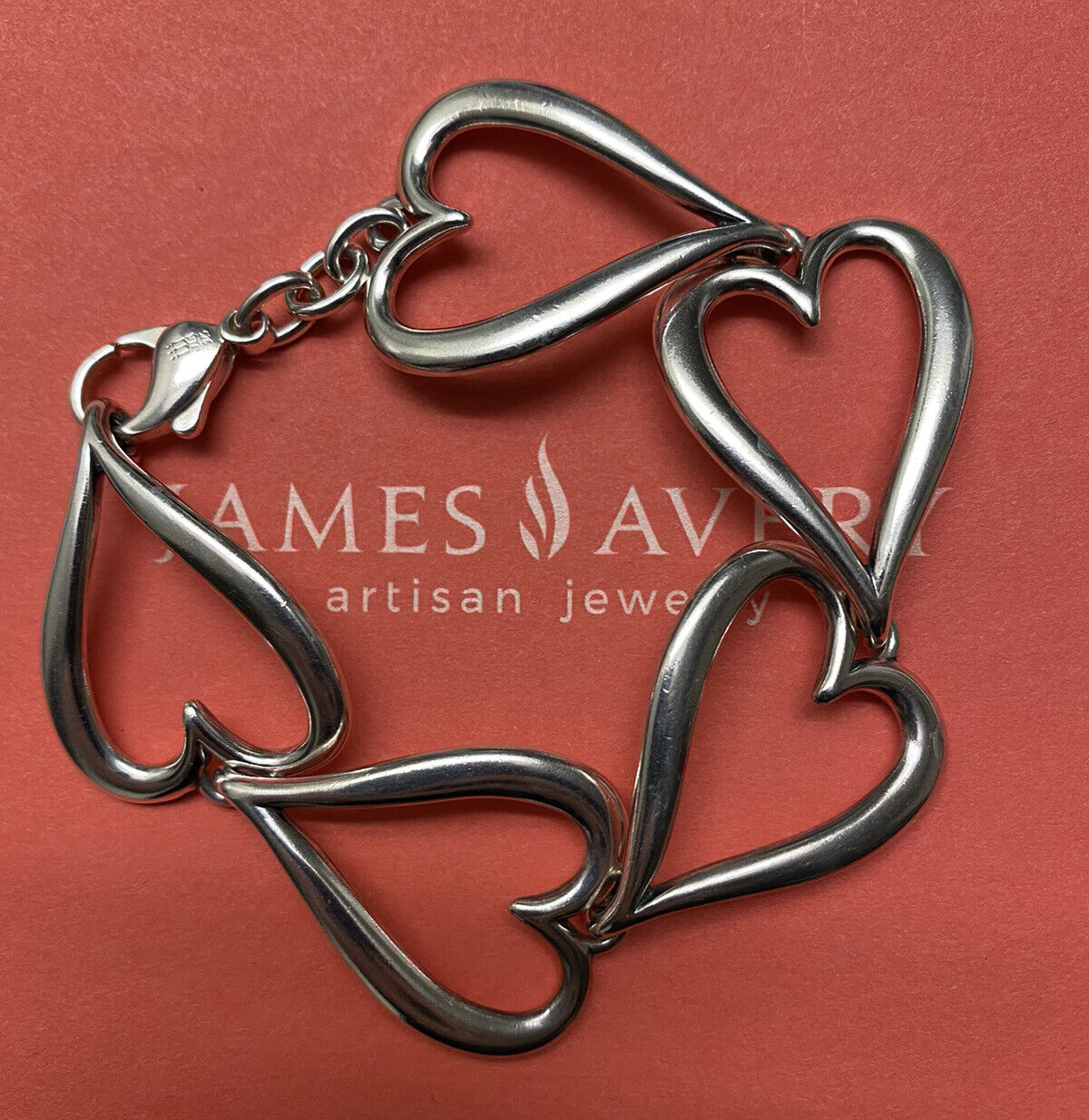 28.3 grams Lovely retro chic quality chunky 8 ITALIAN STERLING BRACELET classic classy elegant but wearable statement piece.
