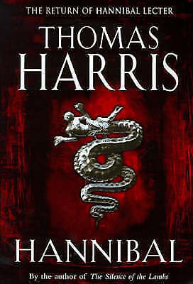 """AS NEW"" Harris, Thomas, Hannibal, Hardcover Book"