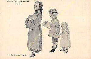 CPA Illustrator Maryel Circa 1914 1918 Series 2 n5