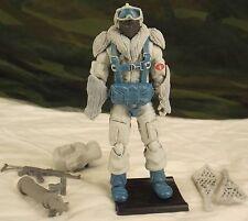 GI JOE 25th Cobra Snow Serpent v8 2008 polar assault trooper action figure